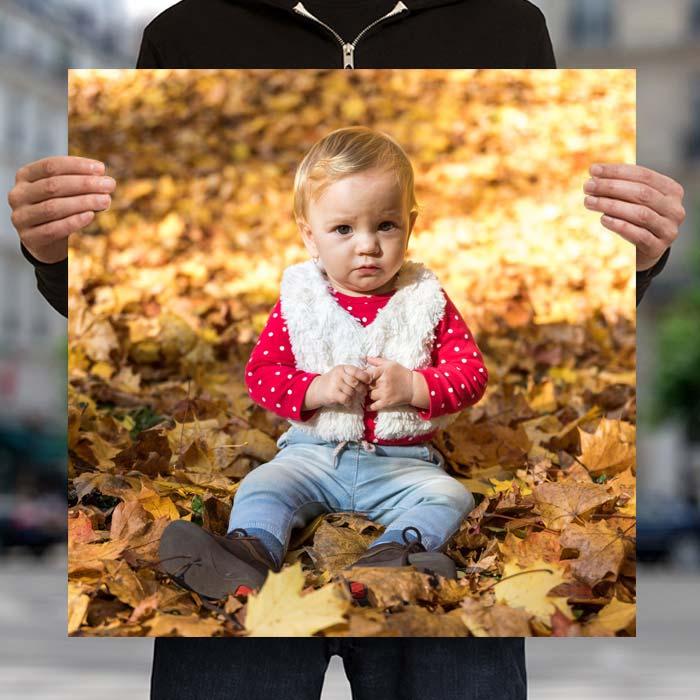چاپ عکس سایز 30 × 30